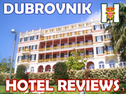 Reviews of Dubrovnik Hotels