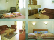 Rooms of VIlla Ekrem on Ivanica